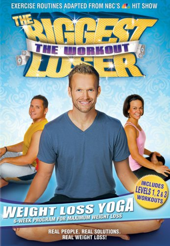 Biggest Loser Weight Loss Yoga DVD