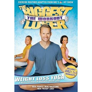 The Biggest Loser Weight Loss Yoga DVD Review