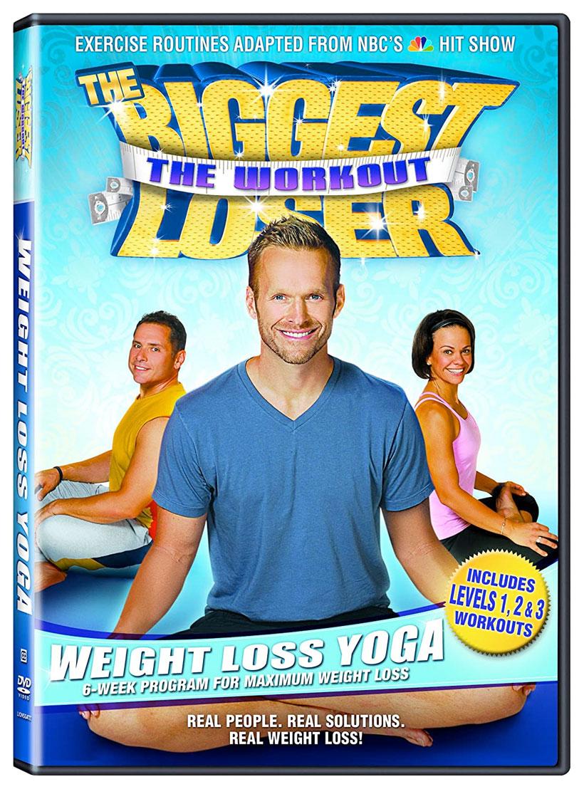 biggest loser weight loss yoga