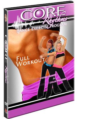 Core Rhythms DVD Review