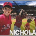 Wordless Wednesday ~ My Favorite Baseball Player (w/linky)