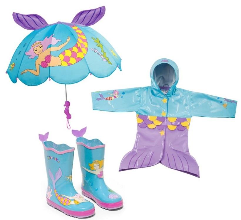 Kidorable Rainwear