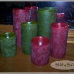 Enjoy Lighting Flameless Candles