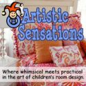 ArtisticSensations.com Childrens Room Design Review and Giveaway