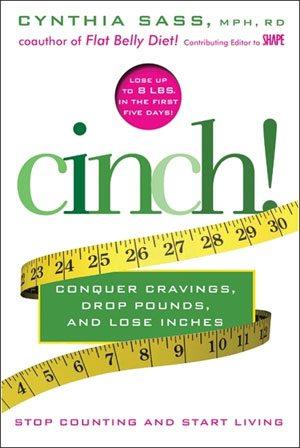 drop pounds cinch diet book review