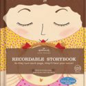 Recordable Storybook by Hallmark Review and Giveaway