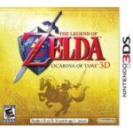 The Legend of Zelda – Ocarina of Time 3D : Nintendo 3DS