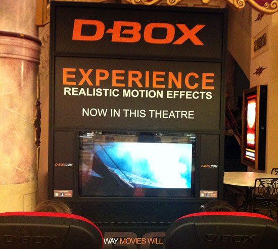 d-box movie seats