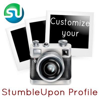 How to Jazz Up Your StumbleUpon Profile
