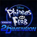 Cross Dimensions With 'Phineas and Ferb: Across the 2nd Dimension'