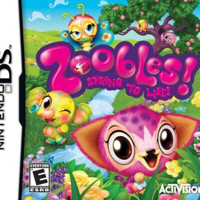 Zoobles Spring to Life Nintendo DS Review