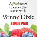 Winn Dixie (or Publix) Save $5 on $30 : Great Deals and Save on Groceries