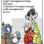 Maxine On Anger Management