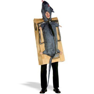 Unique Weird and Bizarre Halloween Costumes - Unusual Halloween Costumes