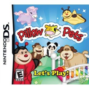Pillow Pets Nintendo DS Review