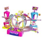 Polly Pocket Race to the Concert Playset Review