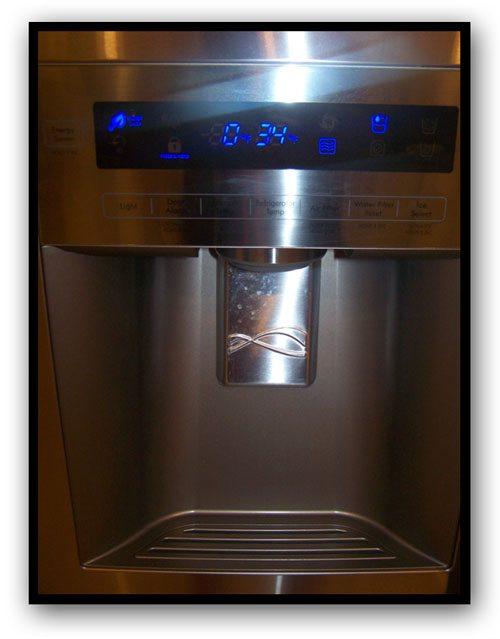 Kenmore Grab-N-Go Dispenser
