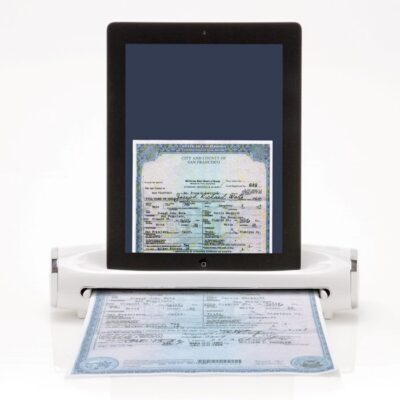 iConvert Scanner for iPad and iPad2 Tablet Giveaway : (Ends 5/5)