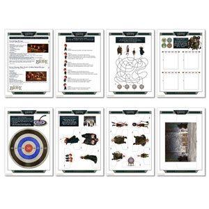 Free Downloadable Brave Activity Kits
