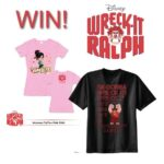 Wreck-It Ralph Gift Pack Giveaway : (Ends 11/5)