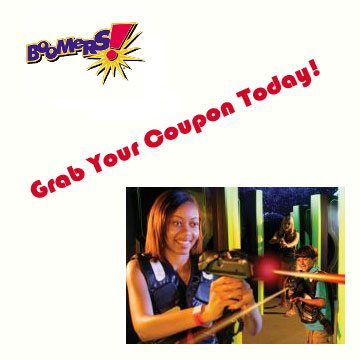 Boomers irvine coupons