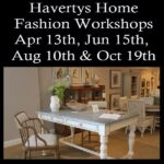 Home Shopping with Honey at Havertys Home Fashion Workshop