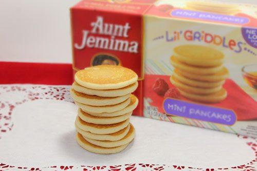 Aunt Jemima Lil Griddles