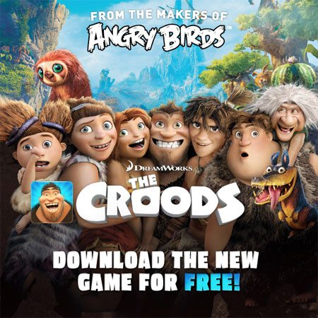 Free The Croods App