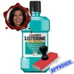 Why I Give #Listerine My Seal of Approval!
