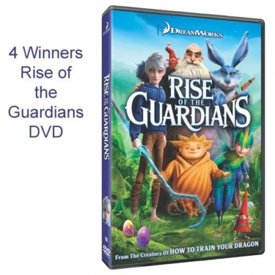 Free Rise of The Guardians Printables