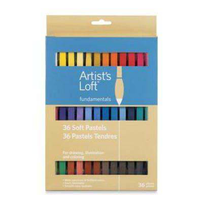 artists loft soft pastels