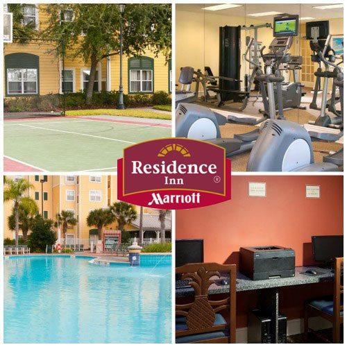 Our Residence Inn Orlando at SeaWorld Stay