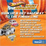 Hot Wheels Rewards Free Collector Car Opportunity