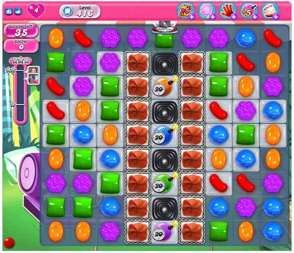 Candy Crush Level 416 Tips