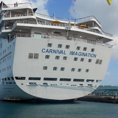 Our First Cruise on the Carnival Imagination (Part 1)