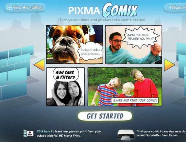 comix_facebook_app