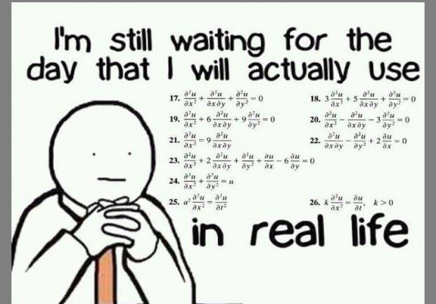 I love math but seriously?! I have to agree