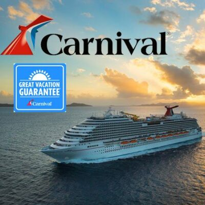 Carnival Cruise Lines Great Vacation Guarantee