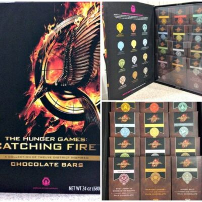 Hungry for Hunger Games : Catching Fire