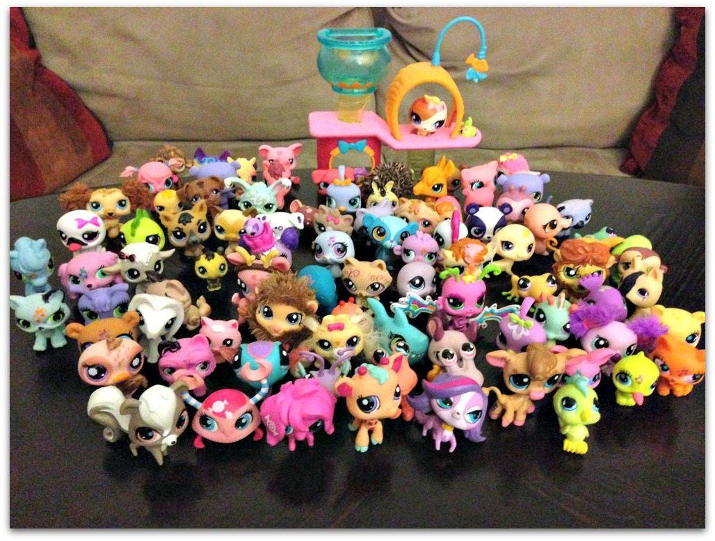 Honey's Littlest Pet Shop Collection