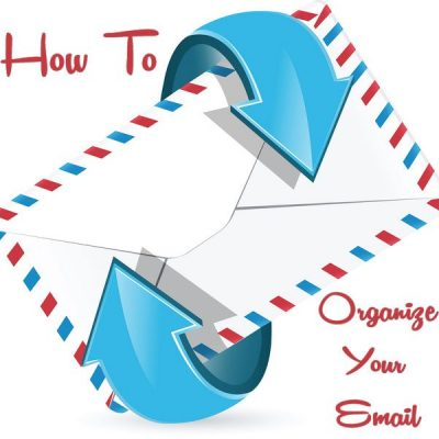 Bloggers Let's Get Organized : Email