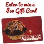 They Call it Truffle Love $50 Cold Stone Gift Card Giveaway : (Ends 3/3)