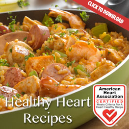Good for the Heart : Heart Healthy Recipes