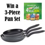 Easy Dinner with Knorr Sides and 3-Pan Set Giveaway : (Ends 4/29)