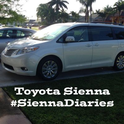 I'm Hooked on the 2014 Toyota Sienna