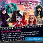 Which Monster High Ghoul Are You?