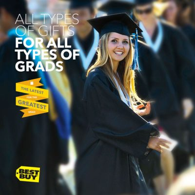 Gifts For Your Grad at Best Buy