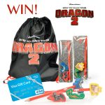 How To Train Your Dragon 2 $50 Visa Gift Card Giveaway : (Ends 7/1)