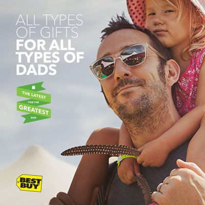 Sporty and Entertaining Dad Gifts at Best Buy