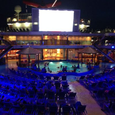 All Aboard for Entertainment on the Carnival Breeze